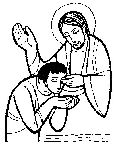 Jesus healing the man born blind.  From the website of the Missionaries of the Sacred Heart, Peru.  http://www.mscperu.org/indexgraficos.htm