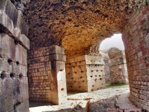 Asklepion Temple, Pergamum.  https://www.flickr.com/photos/visitturkey/3543021423/in/photostream/
